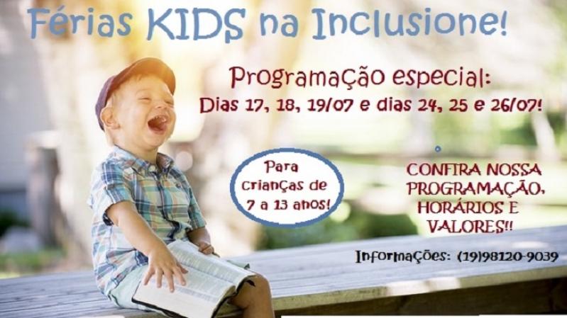 Curso de Férias para Crianças!!