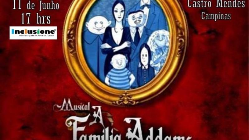 Musical Família Adams!
