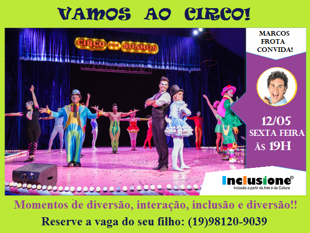 Vamos ao Circo!