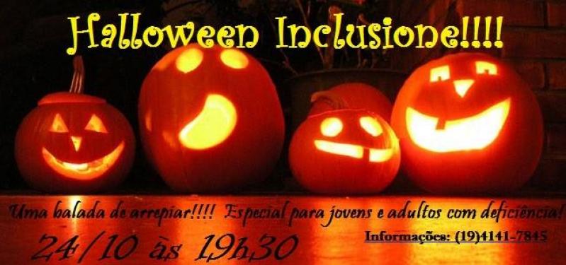 Halloween: Um tempero a mais para você!
