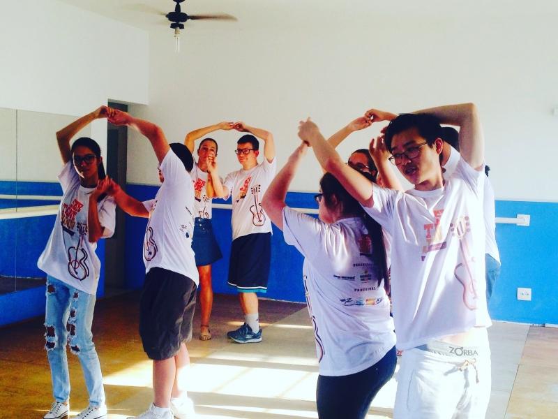Workshop de dança - Sertanejown 2018!