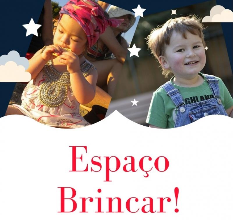 ESPAÇO BRINCAR!