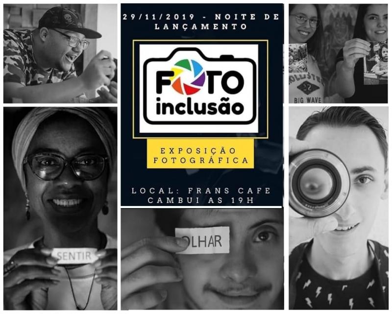 EXPOSIÇÃO FOTOGRÁFICA E CALENDÁRIO INCLUSIVO FOTO INCLUSÃO 2020