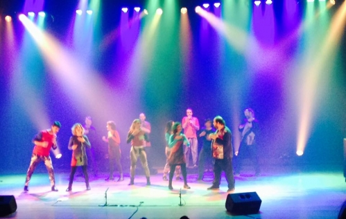 25/04/2018 - Inclusione Cidade a Fora: Show Barbatuques!