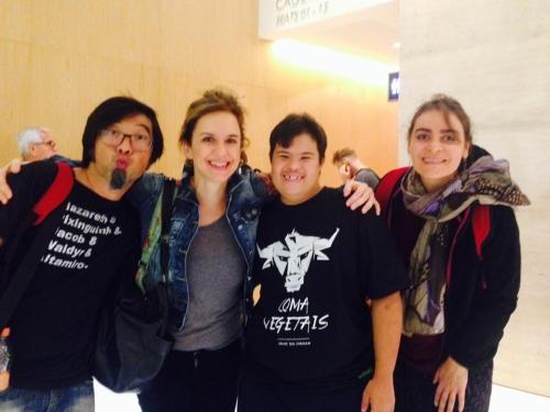Inclusione Cidade a Fora: Show Barbatuques!