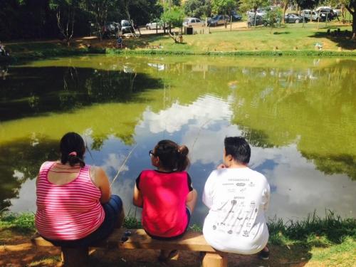22/04/2018 - Inclusione Cidade à Fora - Pesqueiro II Córregos!