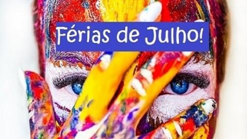 Férias de Julho com Arte e Cultura!