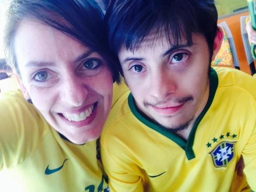 27/06/2018 - Torcida Copa do Mundo 2018!