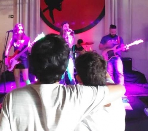 20/10/2018 - Dia de Rock, baby!!!