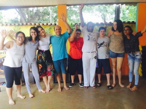 14/12/2018 - Curso de Férias de Dezembro! - Vivência com Capoeira!