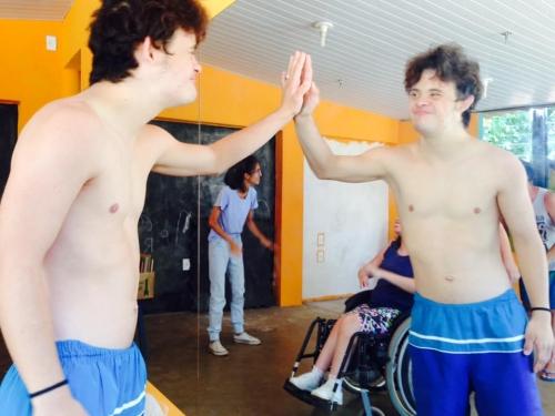JAN/2019 - Férias de Verão na Inclusione!!!