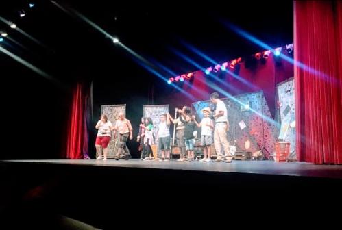 15/05/19 - Teatro ÁGUA A VISTA!