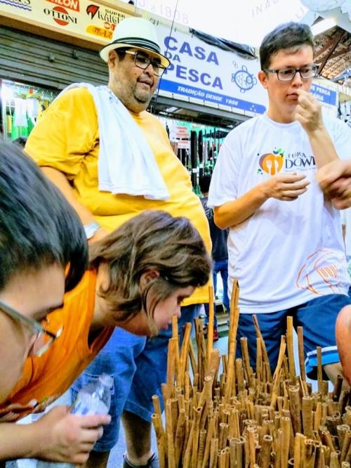 11/05/19 - Compras no Mercado Municipal de Campinas - FEIJOADOWN 2019!