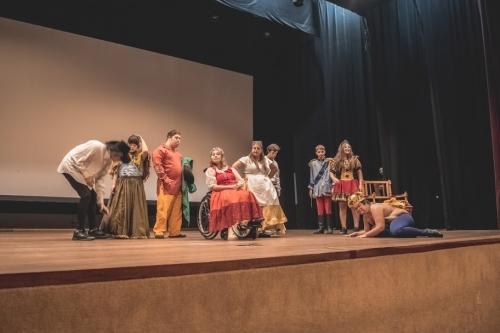 04/10/2019 - Reapresentação de A NOVA ROUPA DO REI!