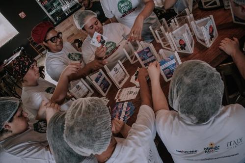 12/09/2019 - CUCINA FELICE 2019: A Inclusão é Massa!
